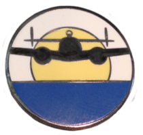 Earhart Project Pin