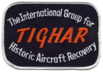 1988: Original TIGHAR Logo Patch